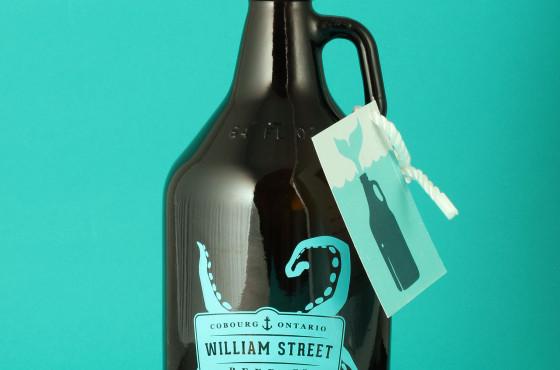 William Street Beer Co. – Luke Despatie & The Design Firm