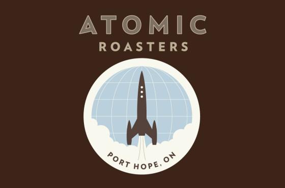 Atomic Coffee – Luke Despatie and The Design Firm