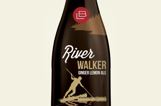 Lake of Bays River Walker package design – Luke Despatie and The Design Firm