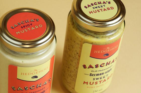 Sascha's Mustard – Luke Despatie and The Design Firm