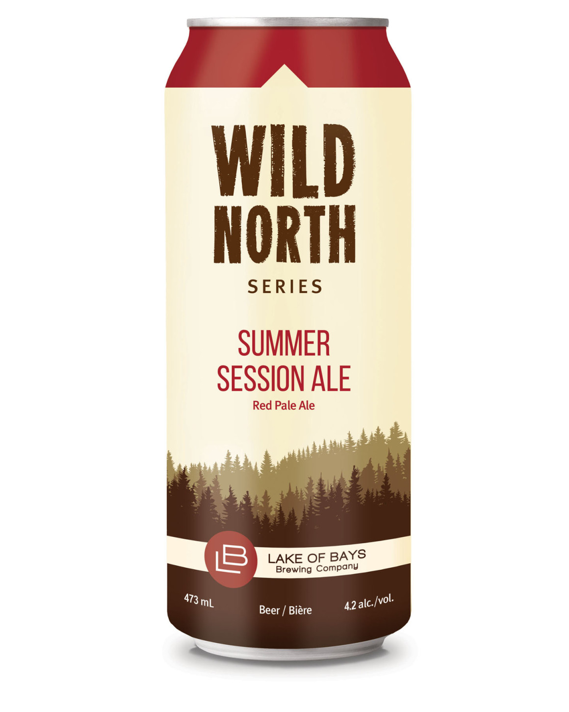 Lake of Bays Wild North package design – Luke Despatie and The Design Firm