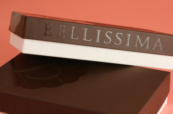 Bellissima Chocolates package design – Luke Despatie and The Design Firm