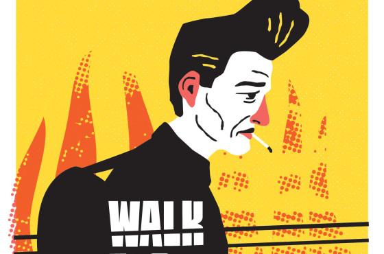 Luke Despatie & The Design Firm | Johhny Cash Poster